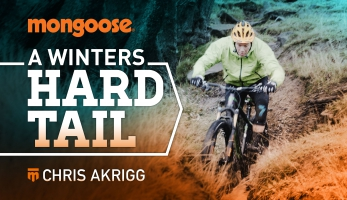 Video:  Chris Akrigg - A WINTERS HARD TAIL