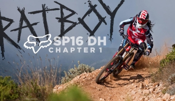 Video: Josh Bryceland pro Fox