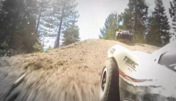 Video: auta na ovládání na sjezdové dráze