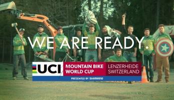Video: v Lenzerheide jsou na svěťák připraveni