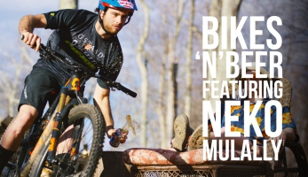 Video: Neko Mulally - Bikes N Beer