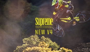 Video: Rémi Thirion na SUPREME DH V4