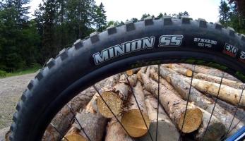 Gear & beer - pláště Maxxis Minion SS a Aggressor