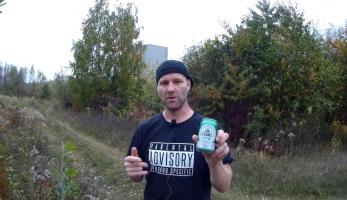 Gear & beer - Huck Norris a Kona Operator