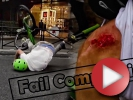 Video: Fabio Wibmer je slušnej otloukánek