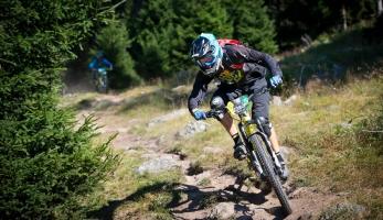 Report: Vanik dojel čtvrtý na 3Länder Enduro Race