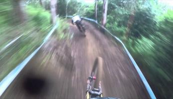 Video: Ratboyův helmet cam z tréninku z Cairns