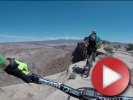 Video: ježdění na útesu - u tohoto videa se budeš bát