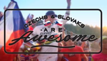 Video: Fullface Productions uvádí Czechs & Slovaks are AWESOME 2016