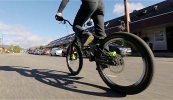 Video: Danny MacAskill - jaro v Aviemore