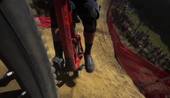 Video: whipující Vanderham na Crankworxu