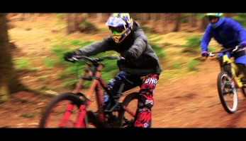 Video: freeride na Bradle