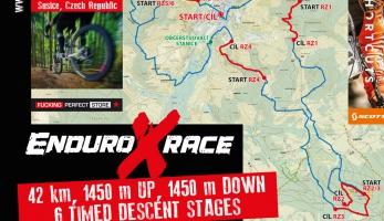 Enduro x race již po čtvrté otevírá českou enduro sezónu