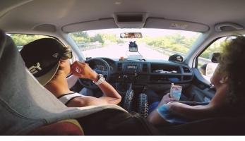Video: Patkan Crew - Roadtrip trailer