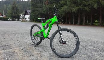 Čtenářský test: Lapierre Froggy 327 2016 - bikeparková raketa na velkejch kolech