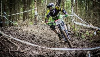 Report: Slovenský pohár v downhille odštartoval v Mraznici
