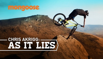 Video: Chris Akrigg - AS IT LIES