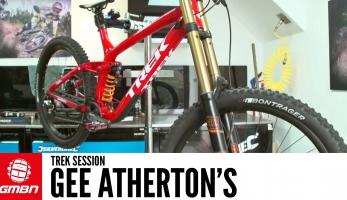 Video: bikecheck Trek Session 9.9 Gee Athertona