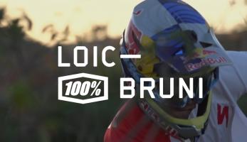 Video: Loic Bruni na 100%