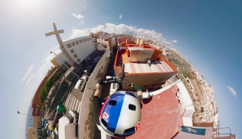 Video: Danny MacAskill - Cascadia - GoPro Spherical