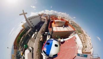 Video: Danny MacAskill - Cascadia - GoPro Spherical