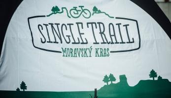 Spotcheck: nově otevřený Singletrail Moravský kras
