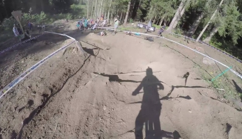 Video: Ratboy a helmetcam z Val di Sole