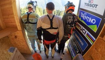 Video: ukázka trati Mistrovství světa - Claudio, Peaty a Warner