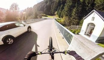 Video: Fabio Wibmer a jeho nejnudnější video