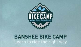 Banshee bike camp 2016 - již potřetí v Bikeparku Malino Brdo