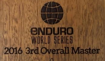Milan Čižinský o EWS ve Finale Ligure - třetí celkově v EWS!