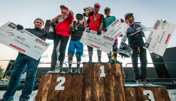 Video: Datel vyhrává Speed and Style na Crankworxu