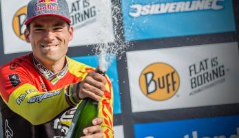 Tomáš Slavík vyhrál 4X Pro Tour ve Fort William