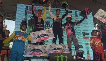 Tomáš Slavík těsně druhý na City Downhill World Tour v Bratislavě