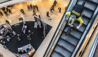 Video: Ernst-August Galerie DownMall Hannover 2016