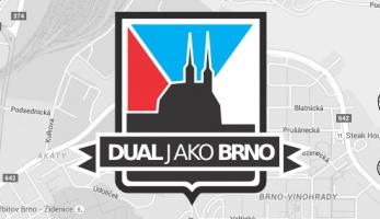Pozvánka: Dual jako Brno - po letech opět dualové klání v Brně