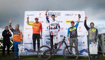 Výsledkový servis: Michal Prokop vyhrál celkově Enduro sérii
