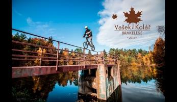 Video: Vašek Kolář - Brakeless