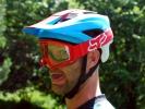 Test: helma Fox Metah - designová all mountain enduro přilba