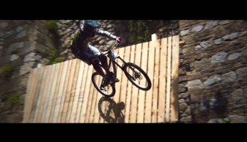 Video: City Downhill World Tour Bratislava teaser