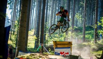 Report: BigMat Czech Downhill Tour 2016 Ještěd od Borise Bálka