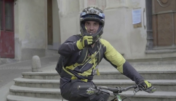 Video: Sam Hill brousí traily v Dolceaqua