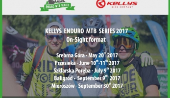 Polská Kellys Enduro MTB Series 2017 - pětkrát na oči