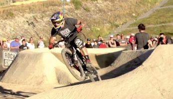Video: Tomáš Slavík na Crankworx III. a IV. - Pumptrack a Dual
