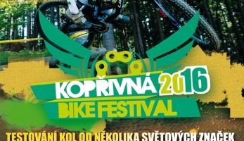 Kopřivná Bike Festival 2016 bude v červnu