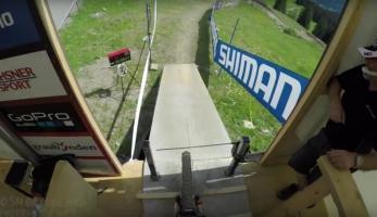 Video: Ratboy na svěťákové trati v Lenzerheide
