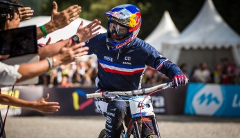 Loic Bruni na Specialized v roce 2016