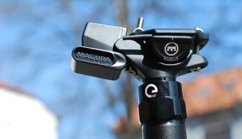 Test: Magura Vyron - bezdrátově ovládaná elektronická teleskopická sedlovka