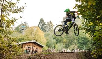 Report: chainless závod bez řetězu uzavřel monínecký bikepark