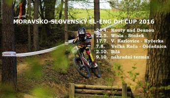 Pozvánka: Finále Moravsko-Slovenského EL-ENG DH Cupu v Bílé již tento víkend
